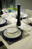 Dining set Royalty Free Stock Photography
