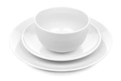 Dining set Royalty Free Stock Image