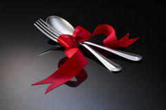 Dining setting Royalty Free Stock Image