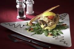 Dining2 fine Fotografia Stock Libera da Diritti