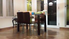Diningroom Zdjęcia Royalty Free