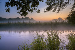 Dinkel-Fluss Lizenzfreie Stockfotografie