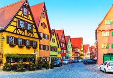 Dinkelsbuhl, Γερμανία στοκ εικόνες