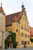 Dinkelsbuhl, Bavaria, Germany. Royalty Free Stock Image
