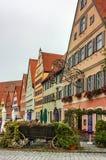 Dinkelsbuhl,Bavaria,Germany Stock Images