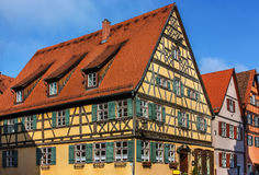Dinkelsbuhl,Bavaria,Germany Stock Photo
