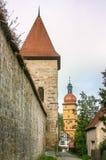 Dinkelsbuhl,Bavaria,Germany Royalty Free Stock Images