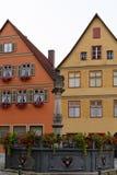 Dinkelsbuhl, Beieren, Duitsland Royalty-vrije Stock Afbeelding