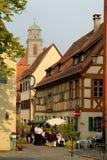 Dinkelsbuhl, Beieren, Duitsland Stock Afbeelding