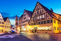 Dinkelsbuhl, Germany Royalty Free Stock Images
