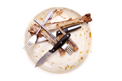 After dinner. Royalty Free Stock Images