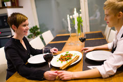 Dinner Royalty Free Stock Image