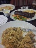 dinner Zdjęcia Stock
