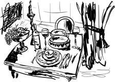 dinner Zdjęcie Stock