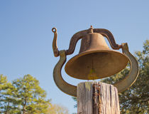 Dinner bell Royalty Free Stock Images