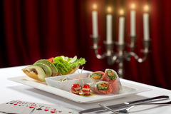Dinner Stock Photography