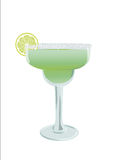 After dinner margarita frozen Stock Images