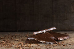 After dinner mints chocolate Royalty Free Stock Photography