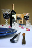 Dinner Party stock photography