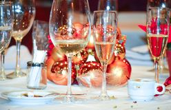 After dinner party royalty free stock images