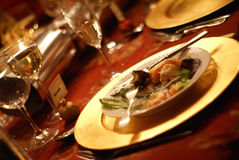 Free Dinner Plate Royalty Free Stock Photography - 2039117