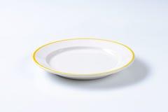 Dinner plate Royalty Free Stock Photos