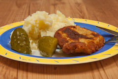 Dinner ready Stock Photo