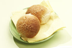 Dinner roll Royalty Free Stock Images