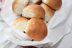 Dinner rolls Stock Photos