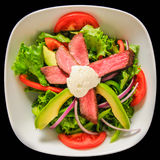 Dinner Salad Royalty Free Stock Photography