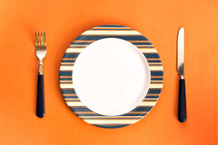 Dinner set Royalty Free Stock Image