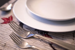 Dinner Setting Stock Photography