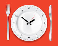 Dinner Time Stock Images