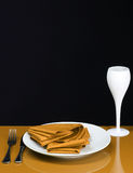 Dinner Time Royalty Free Stock Images