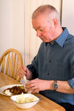 Dinner time. Royalty Free Stock Images