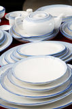Dinnerware Stock Photo