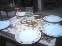 dinnerware Zdjęcia Royalty Free