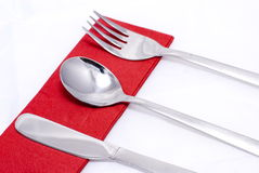 Dinnerware Royalty Free Stock Photos