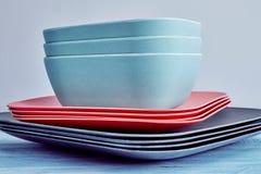 dinnerware imagen de archivo libre de regalías