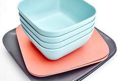 dinnerware fotos de stock