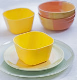Dinnerware stock photography