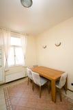 dinning δωμάτιο Στοκ Εικόνα