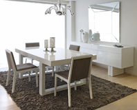 dinning δωμάτιο Στοκ Εικόνες