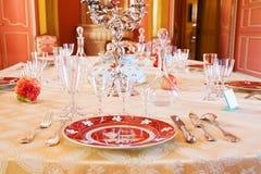 dinning роскошная комната Стоковое Фото