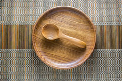 Dinning plate Stock Photography