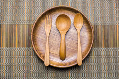 Dinning plate Royalty Free Stock Photo