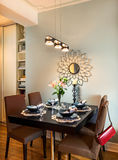 Dinning Raum Stockbild