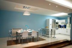 Dinning-Raum Lizenzfreies Stockbild