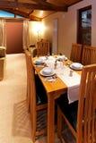 Dinning room Stock Photos