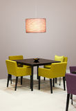 Dinning room Royalty Free Stock Image